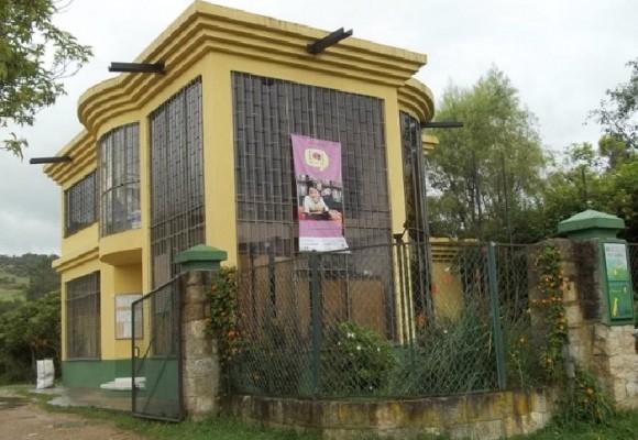 """""""Sopó olvidó que tiene una de las mejores bibliotecas de Colombia"""""""