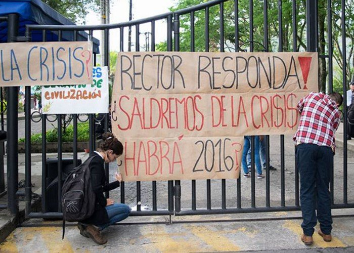 Carta abierta a estudiantes de la Universidad del Tolima