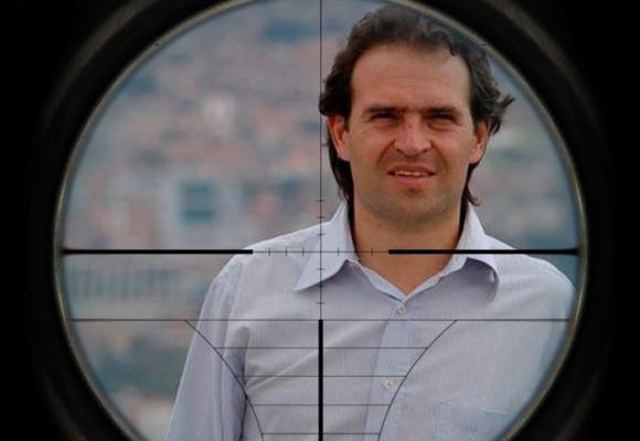 ¿Quién quiere matar al alcalde de Medellín?