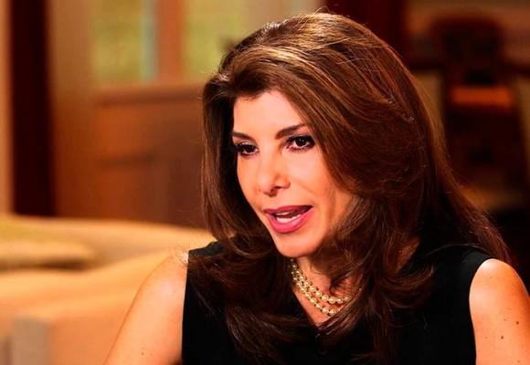 Ángela Patricia Janiot de CNN se quedó con las maletas listas