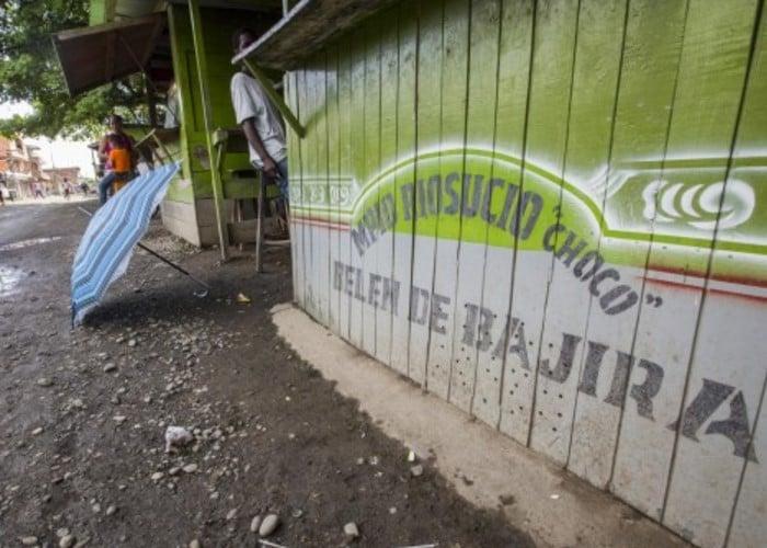 Las luchas contra las desmembraciones del Chocó