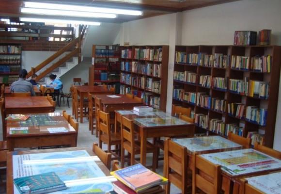 ¿Qué pasó con la Biblioteca Pública de La Unión?