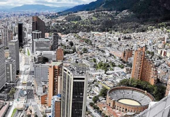 Bogotá en unas cuantas palabras