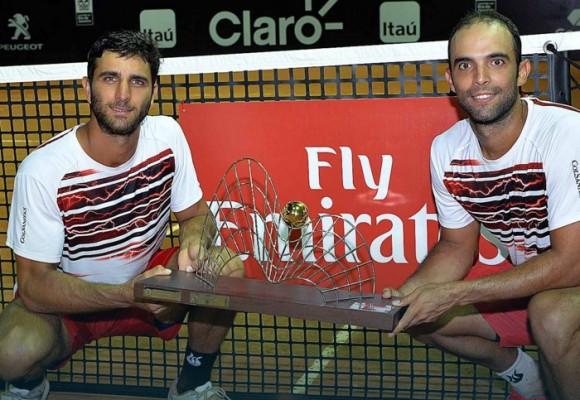 ¡Cabal y Farah son hoy la tercer mejor pareja de tenistas en el mundo!