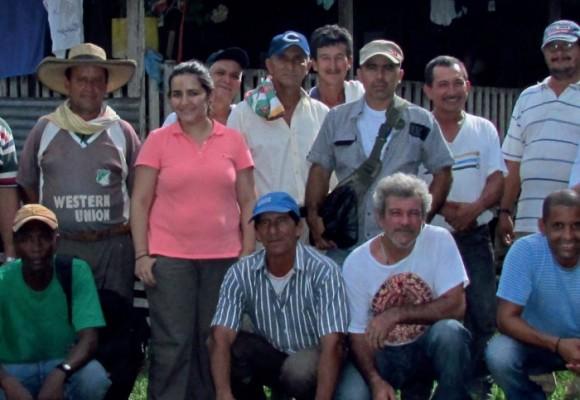 Una agenda comunitaria para alcanzar la paz y la sostenibilidad en Caquetá