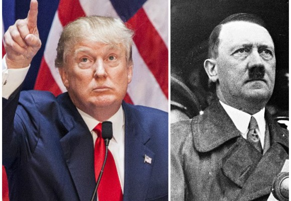 """El ascenso de Donald Trump se parece al de Hitler"": Noam Chomsky"