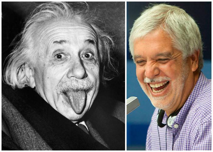 Einstein, Peñalosa y los medios