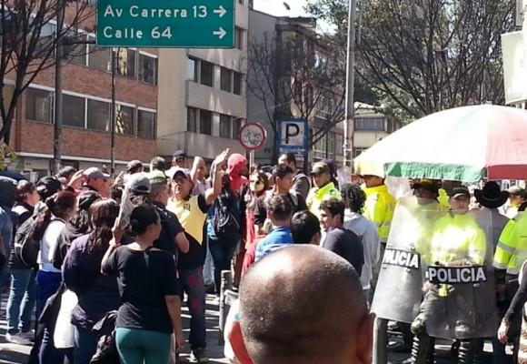 ¿Recuperar el espacio público en Bogotá?