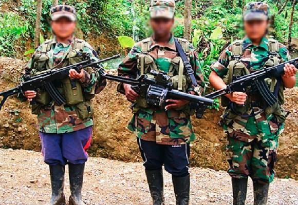 """""""Las FARC no paran de reclutar menores de edad en Putumayo"""""""