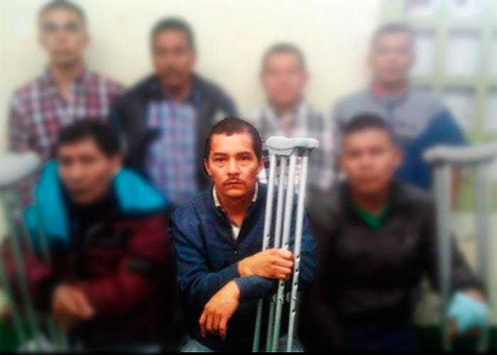Wilson Antonio López, el guerrillero al que la libertad se le volvió un infierno