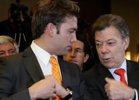 Mal rato para el Presidente y su hijo Martín en Los Andes