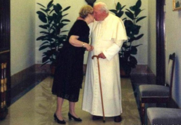 Fotos: ¿Romance de Juan Pablo II con una mujer casada?