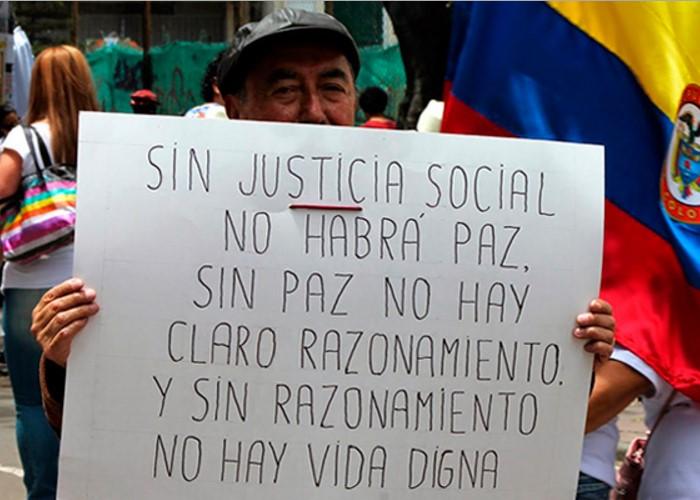Resultado de imagen para colombia justicia