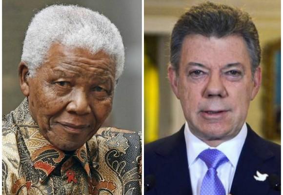 Sudáfrica, Colombia y papel del espacio físico en el proceso de reconciliación