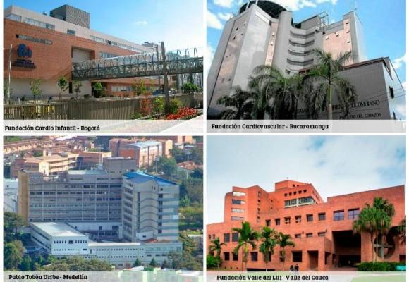 Cuatro hospitales colombianos entre los 10 mejores de América Latina