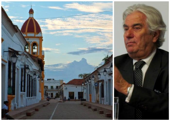 El odioso consejo del Embajador de España para no viajar a Mompox