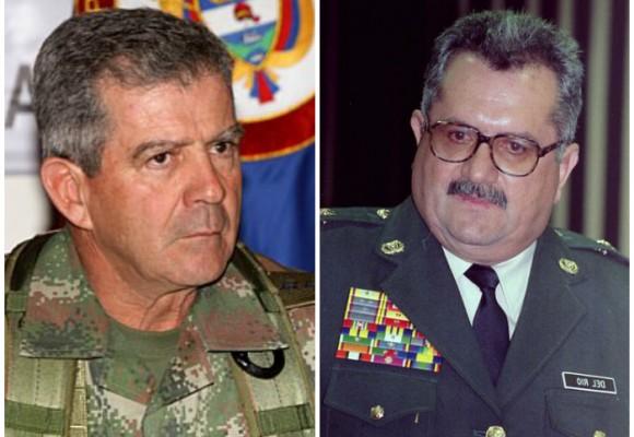 Cuatro generales a la espera de la justicia especial para la paz