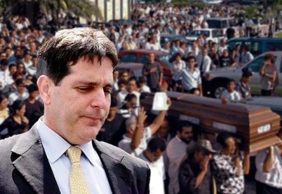 El asesinato del profesor Alfredo Correa de Andreis