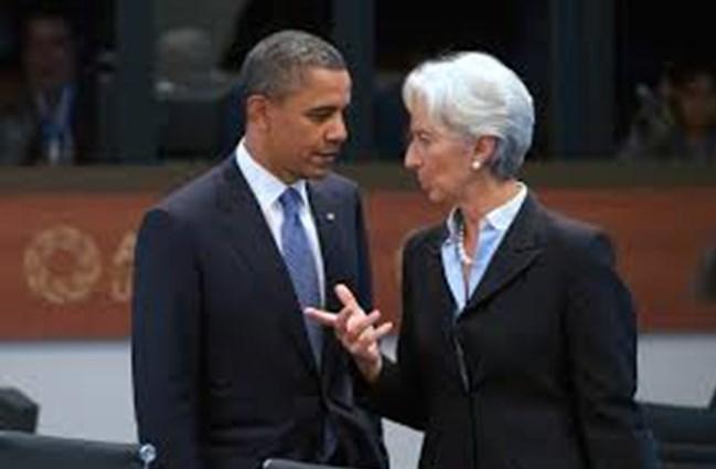 Con Barack Obama. Diálogo entre poderosos.