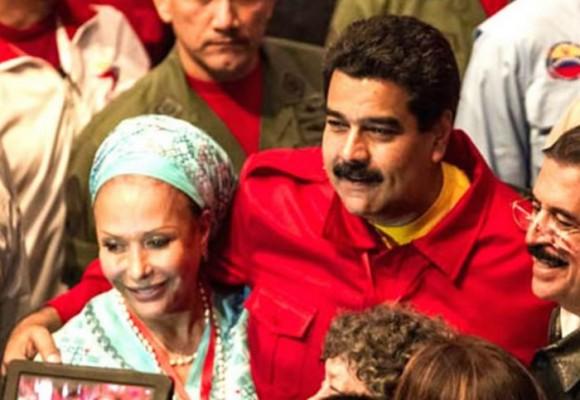 Piedad Córdoba postula a Maduro al Nobel de Paz