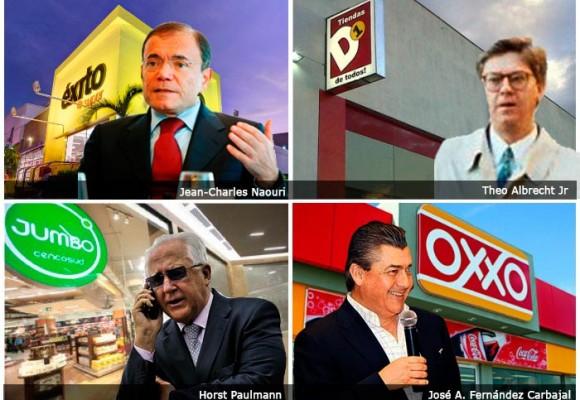 Supermercados en Colombia en manos de extranjeros