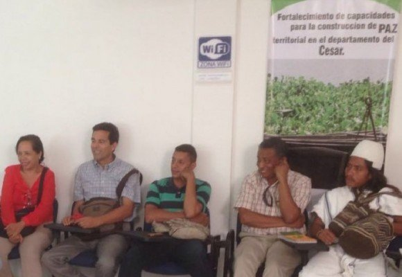 Comunidades, empresas y funcionarios del Cesar aprenderán a dialogar