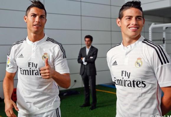 VIDEO: El amor que siente Ronaldo por James