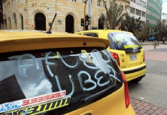 Uber Vs. Taxis, una batalla que aún no tiene vencedores