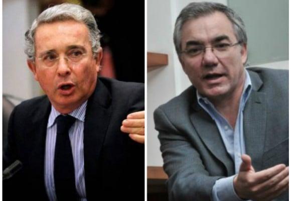Retén a Álvaro Uribe para visitar al exministro Diego Palacio