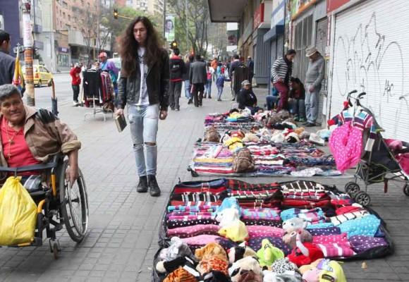 Para El Tiempo, los vendedores ambulantes huelen a fritanga