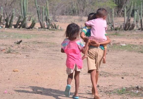 ¿Por qué los grandes medios de comunicación no prestan atención a la hambruna Wayuu?