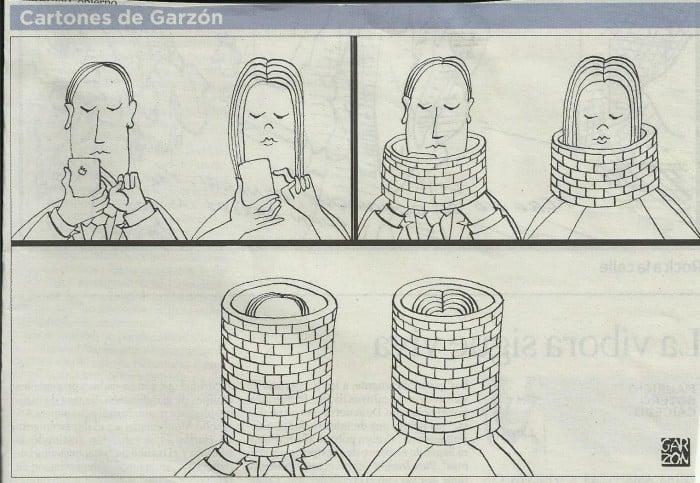 Cartones de Garzon