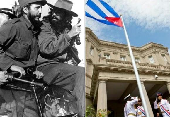 El caos en la embajada de EE.UU. en Cuba cuando triunfó la revolución