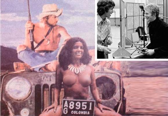 Esther Farfán, la colombiana que enamoró al amigo íntimo de Mick Jagger