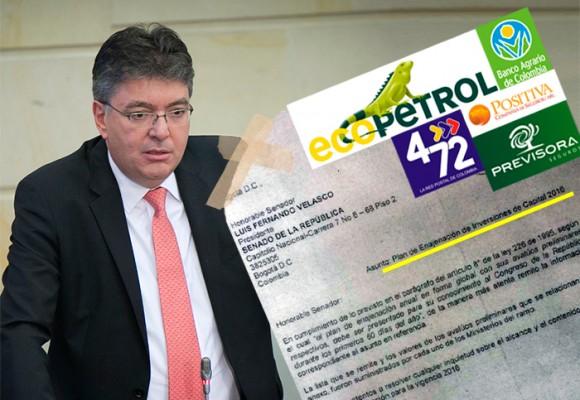 ¿Mauricio Cárdenas, en silencio, prepara la venta de Ecopetrol y 29 empresas más?