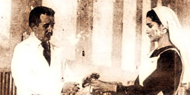 En vida José Gregorio Hernandez fue pupilo de Mathias Duval, fundador de la embriología francesa y llevó a Venezuela el primer microscopio.