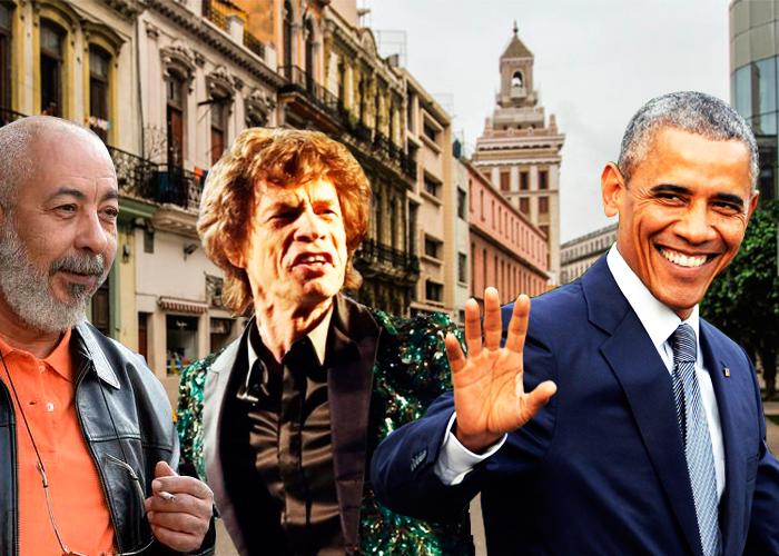 La Habana se convirtió por un día en el centro del mundo: Leonardo Padura