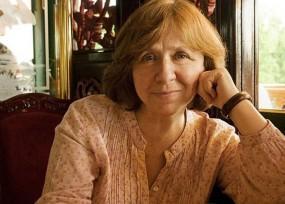 ¿Por qué la Nobel Svetlana Alexievich aceptó venir a Colombia?