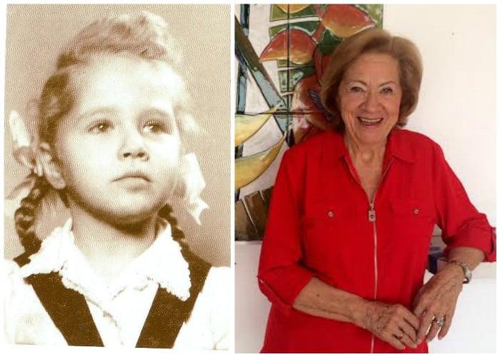Atrapada en sus recuerdos, Ana María Goldstein narra los horrores del holocausto nazi