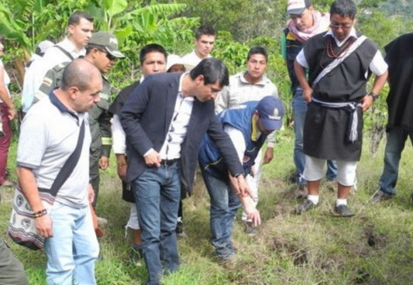 Resguardo indígena de Aponte, Nariño está colapsando