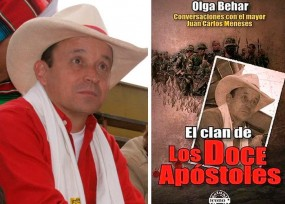 ¿Dónde está el capellán del grupo paramilitar Los 12 apóstoles?