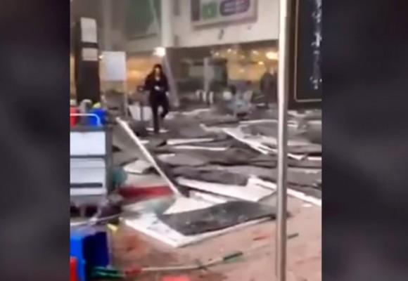 En videos: así fueron los atentados en Bruselas