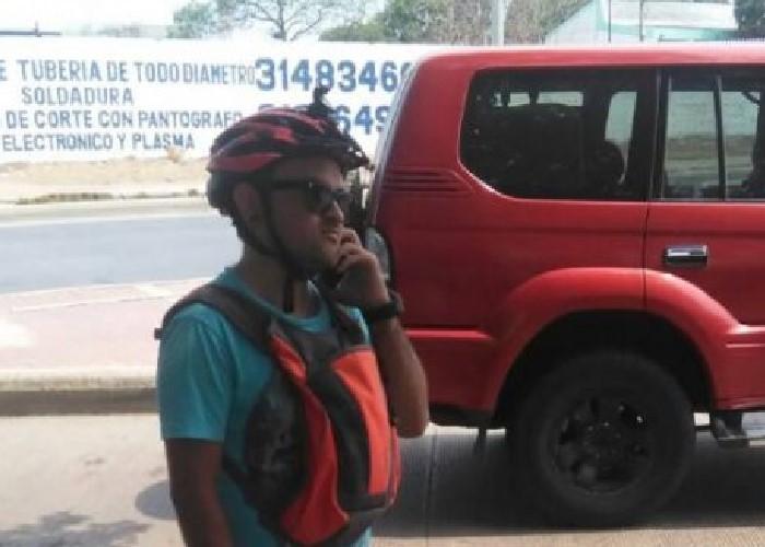 Restringen uso de bicicletas en Cartagena