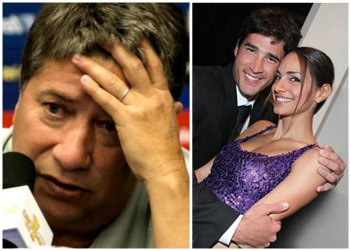 Las golpizas de colombianos famosos a sus mujeres
