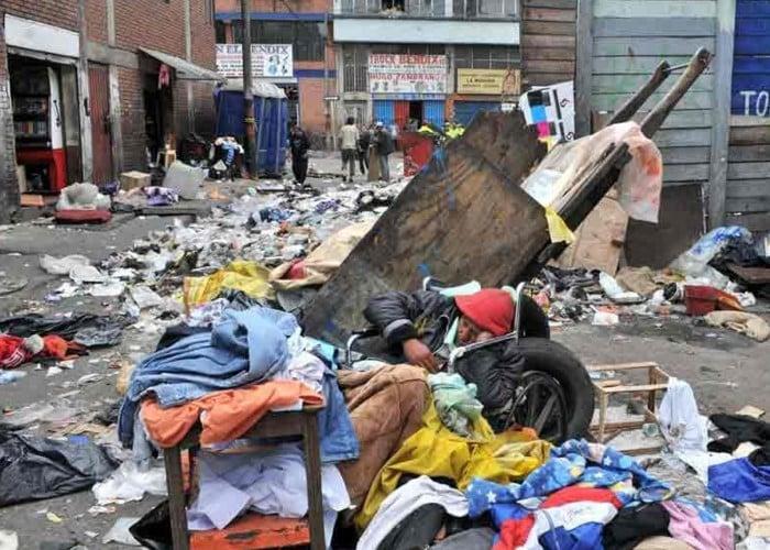 Mitos y verdades sobre el Bronx de Bogotá