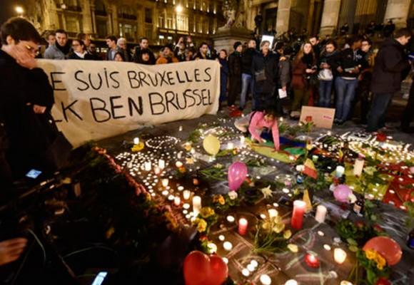 Crónica de 24 horas de horror en Bruselas