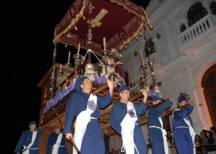 Criminalidad santa en Popayán
