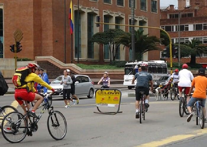 Bicicleta: la única solución de movilidad para las ciudades colombianas