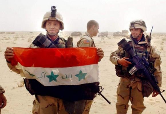 El desierto de Irak años después