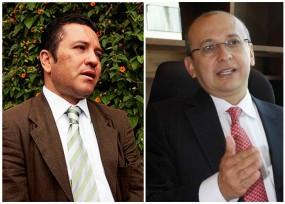 Los tres periodistas en la mira de la Fiscalía